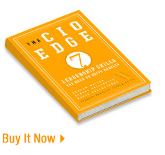 Click this image to purchase CIO Edge on Amazon.com.