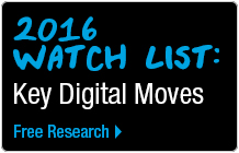 2016 Watch List: Key Digital Moves