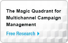 The Magic Quadrant for Multichannel Campaign Management