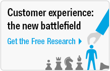 Customer experience: the new batttlefield