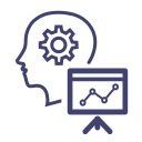 icon for BI analytics market